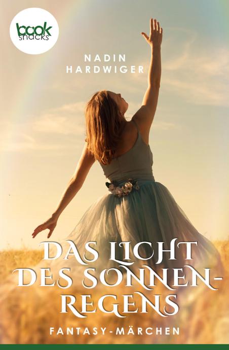 Das Licht des Regenbogens von Nadin Hardwiger Cover