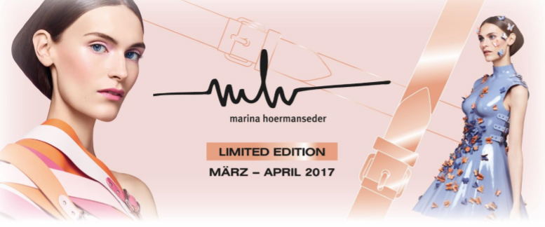 """Preview -CATRICE Limited Edition """"Marina Hoermanseder"""""""