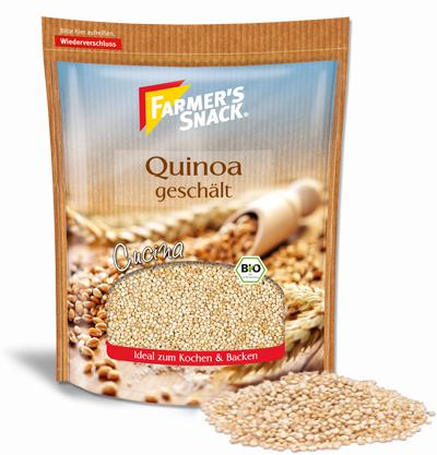 Quinoa Samen von Farmers´Snacks