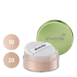 alverde Loose Powder Foundation (10 natural beige, 20 sunny beige)
