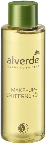 alverde Make-up-Entferneröl
