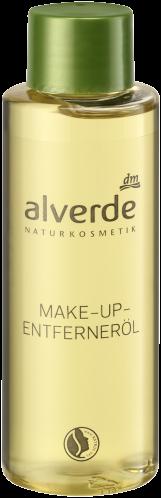 alverde Make-up-Entferneröl