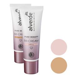 alverde Pure Beauty BB Cream (hell, mittel)