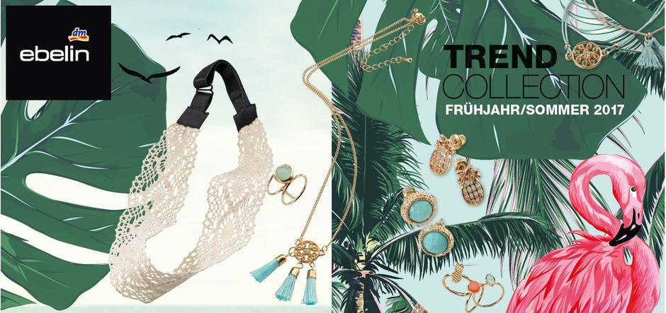 ebelin Trend Collection Frühjahr Sommer 2017