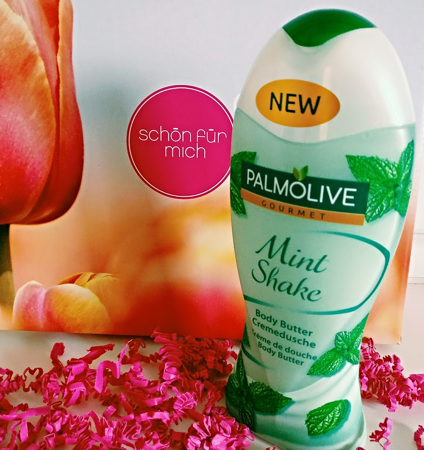 Palmolive Body Butter Duschcreme Mint Shake