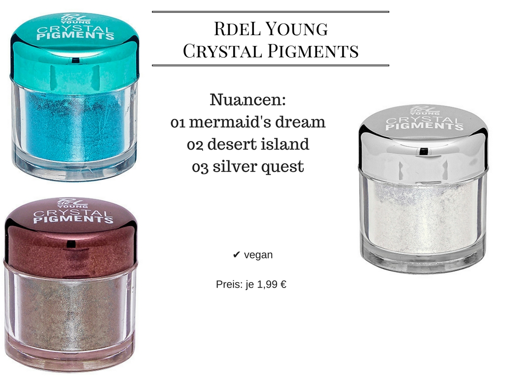 RdeL YoungCrystal Pigments