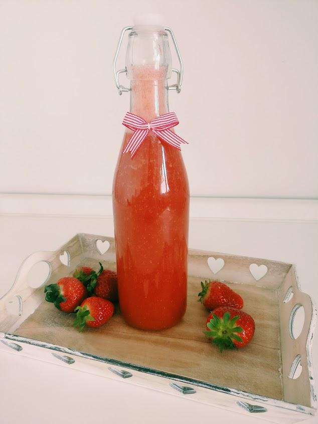 Erdbeerlime - Muttertagsgeschenk