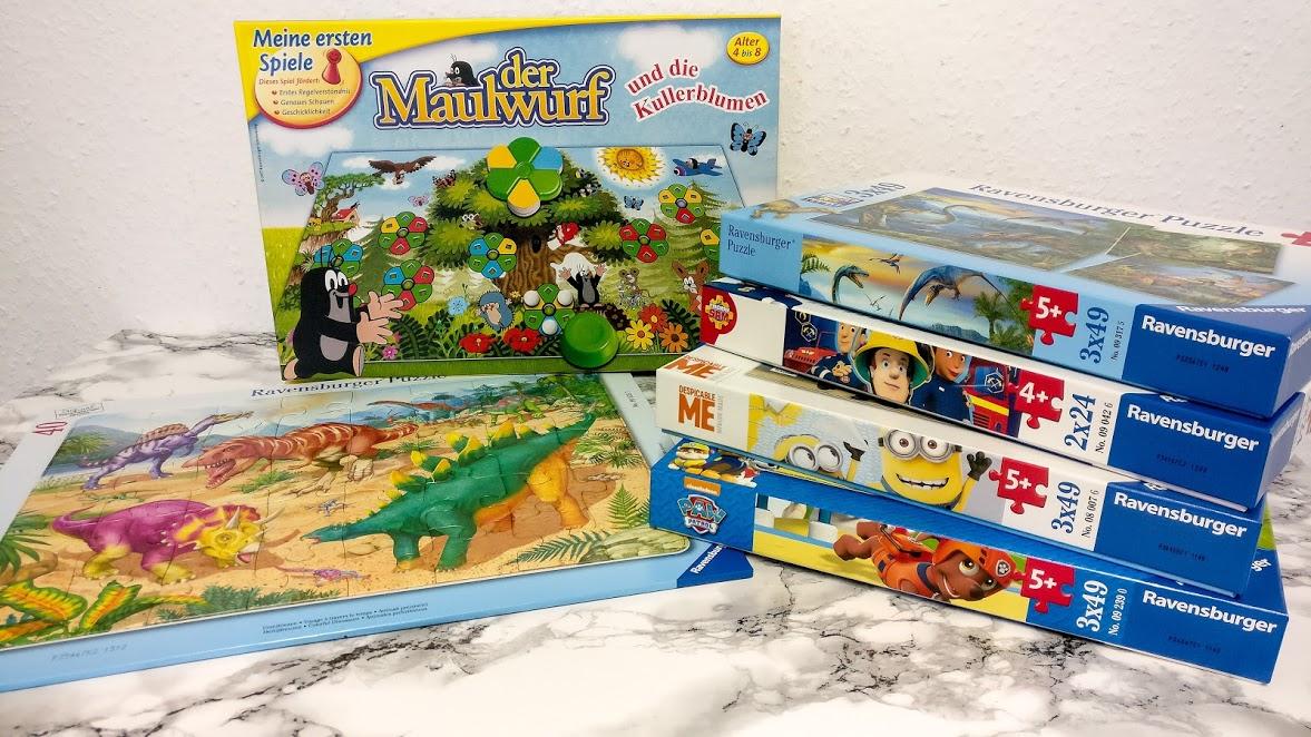 Geschenktipp] Geschenke für einen 4 Jährigen zum Geburtstag ...
