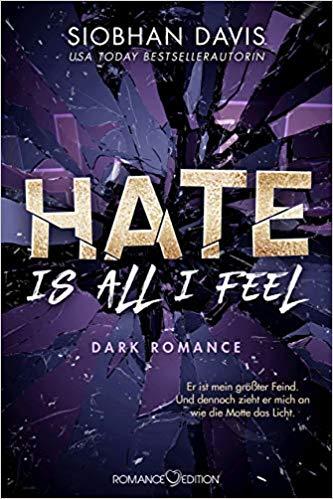Hate is all I feel (Rydeville Elite) (Rydeville High)