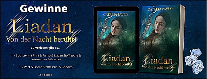 Liadan - Von der Nacht berührt