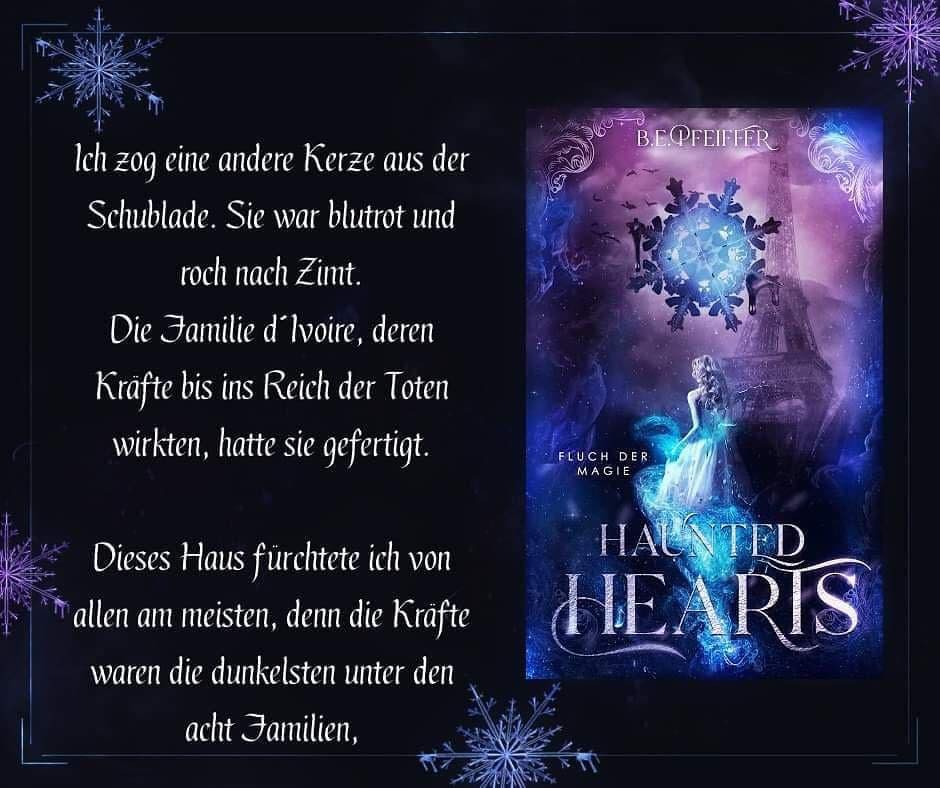 Haunted Hearts - Fluch der Magie