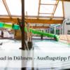 DÜB Freizeitbad in Dülmen - Ausflugstipps für die Ferien